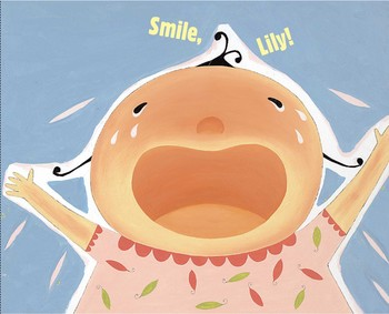 Smile, Lily!