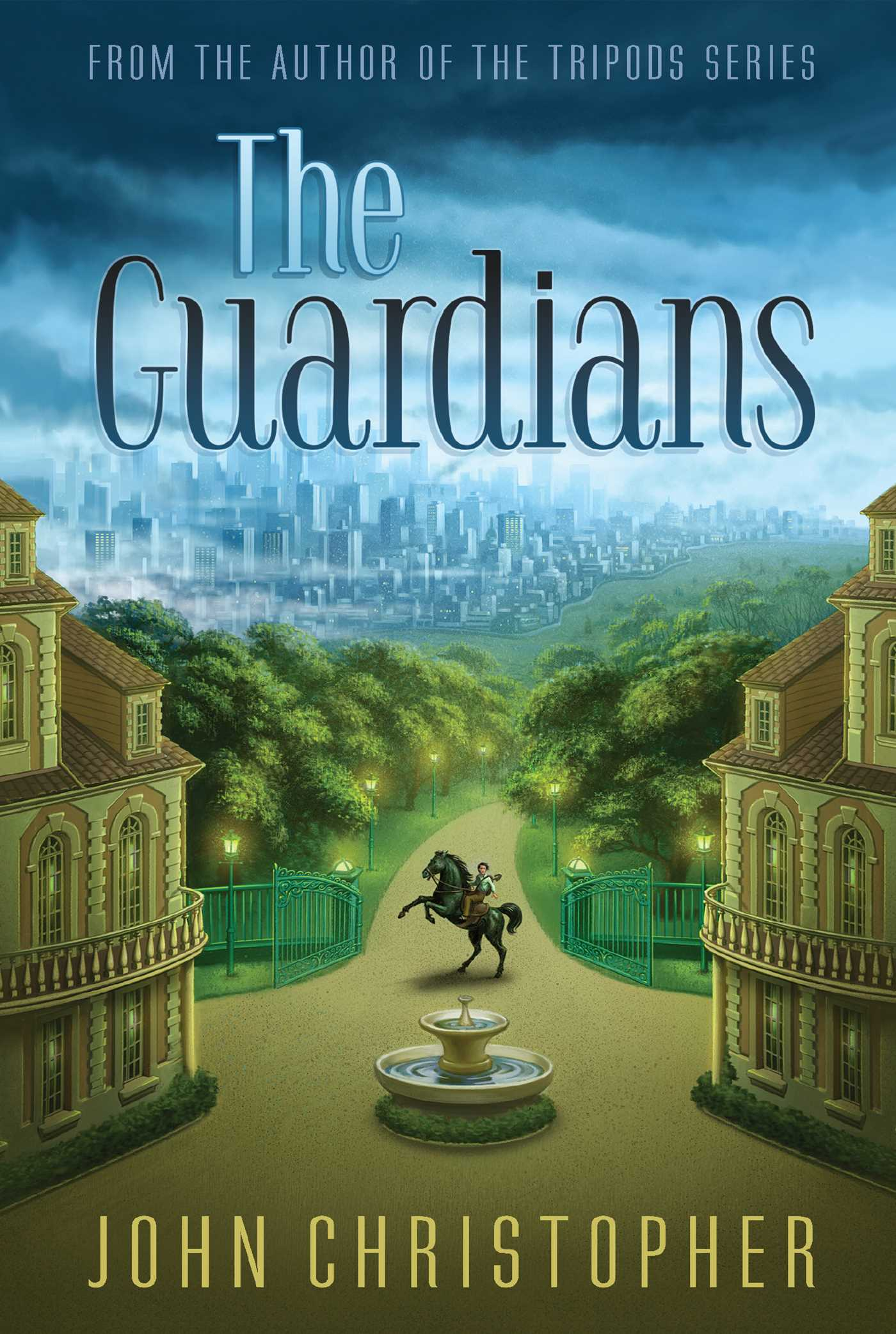 Book Cover Image (jpg): The Guardians