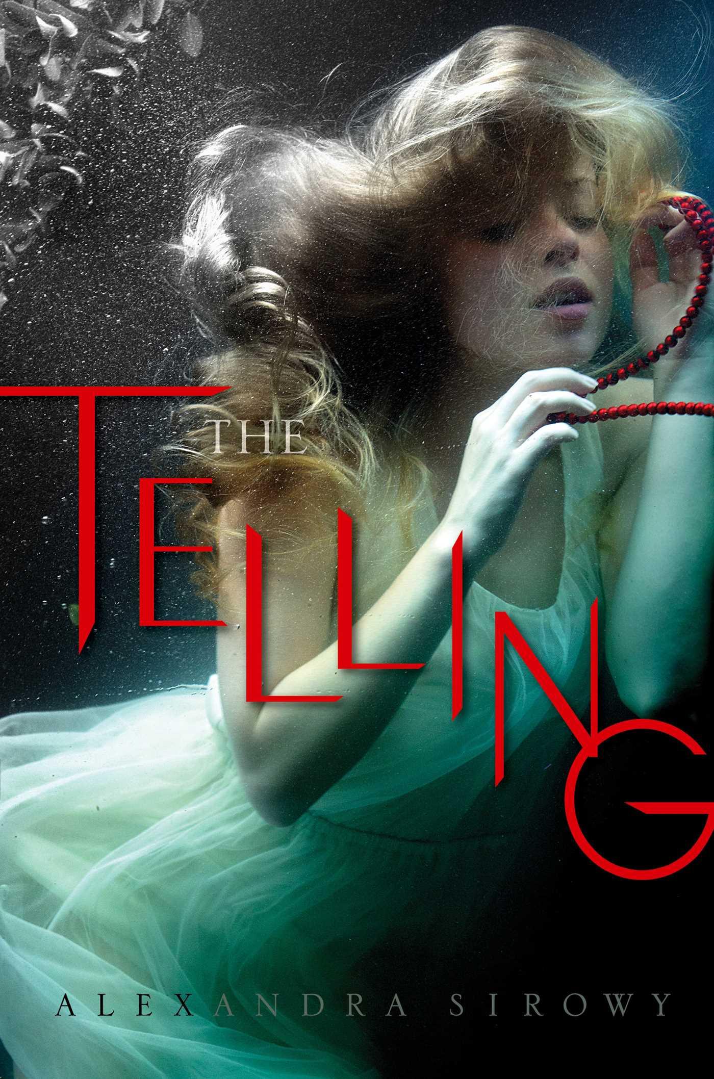The telling 9781481418898 hr