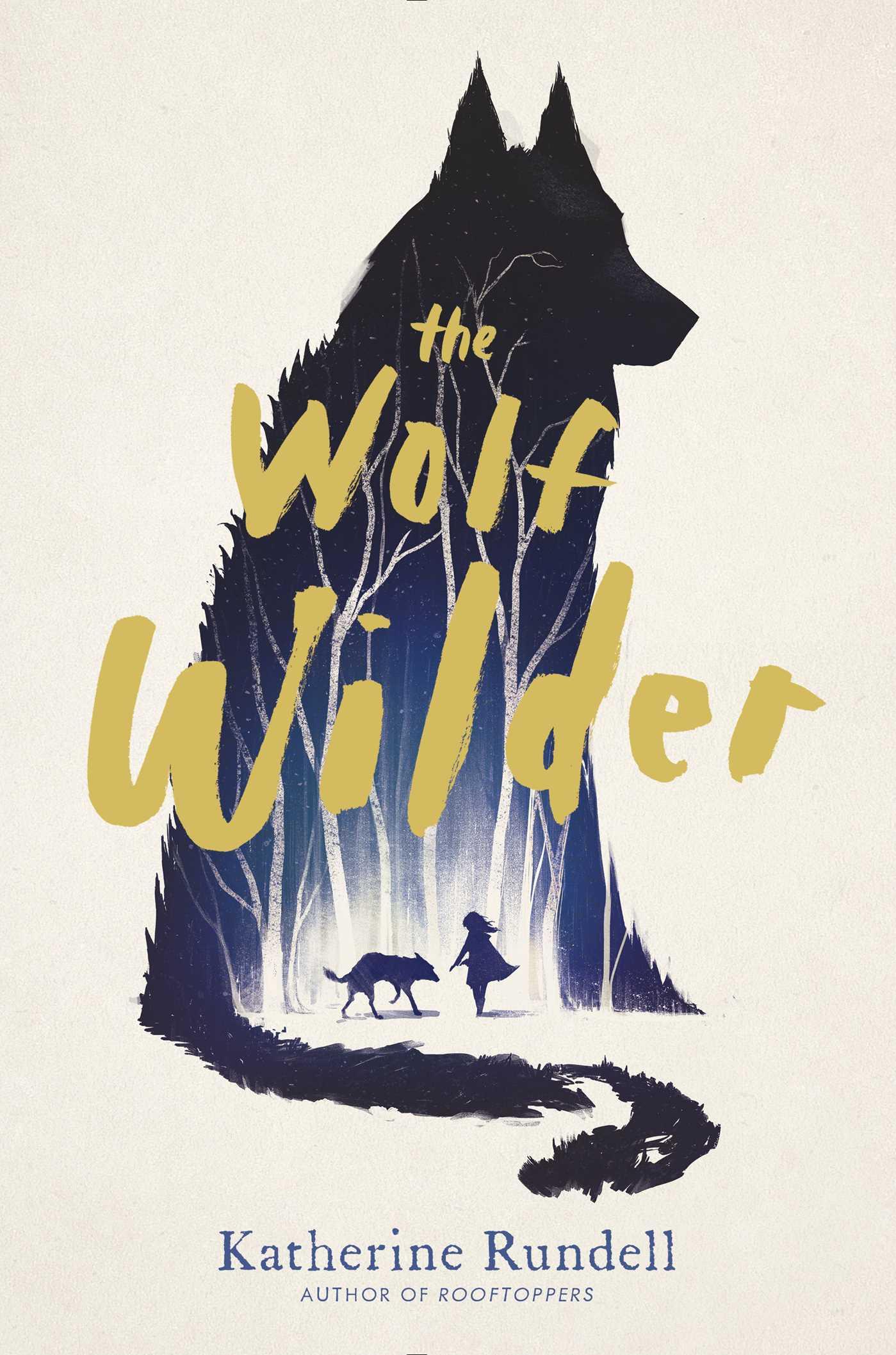 The wolf wilder 9781481419437 hr
