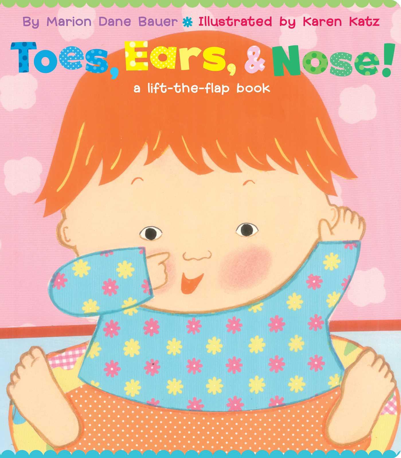 Resultado de imagen de toes ears and nose a lift the flap book