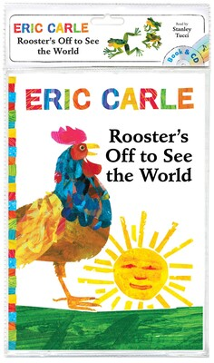 Rooster's Off to See the World | Book by Eric Carle