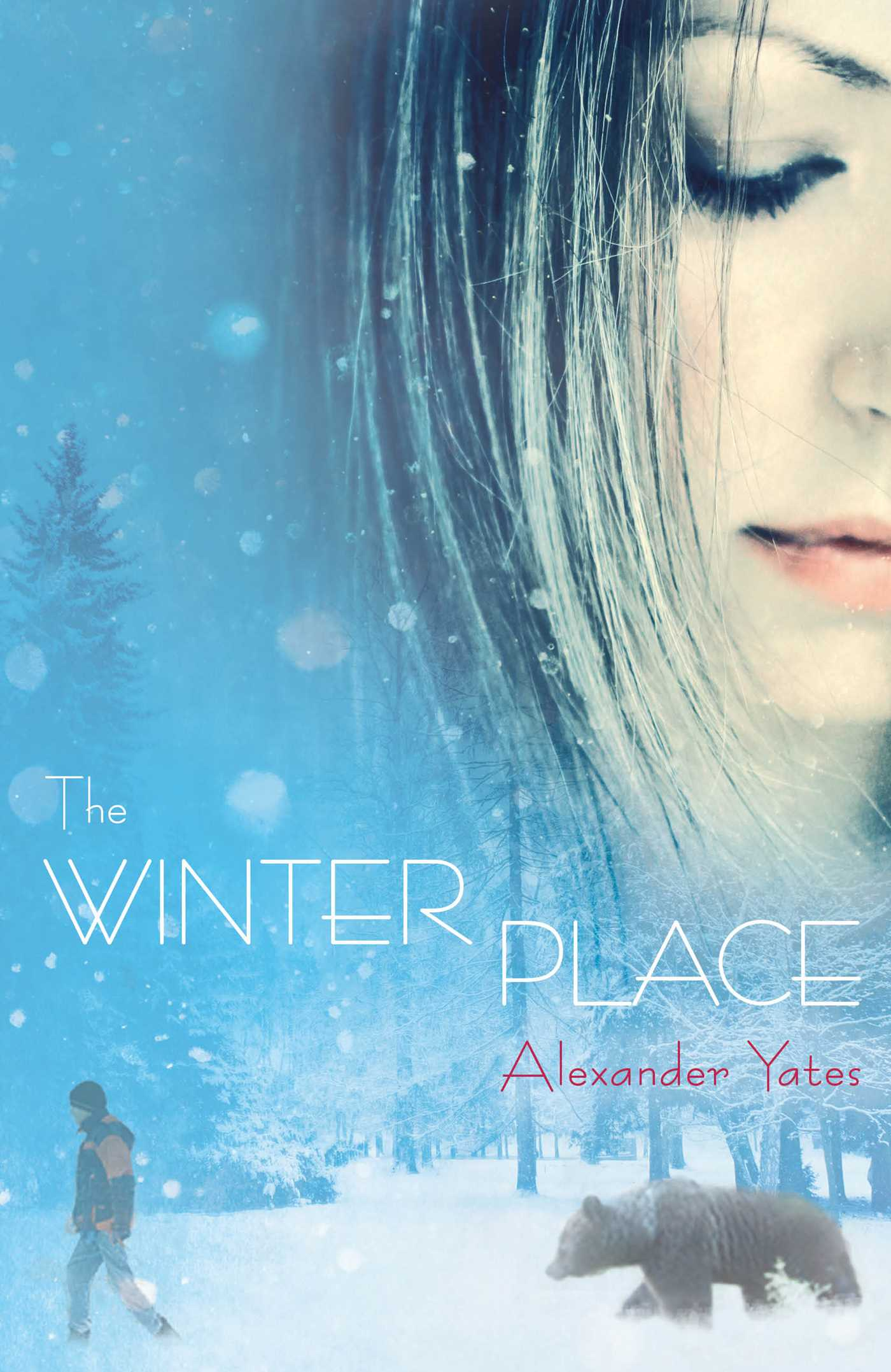 The winter place 9781481419826 hr