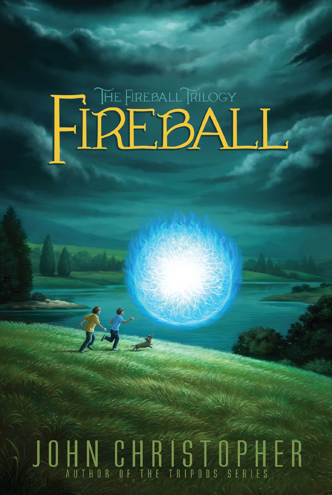 Fireball 9781481420099 hr