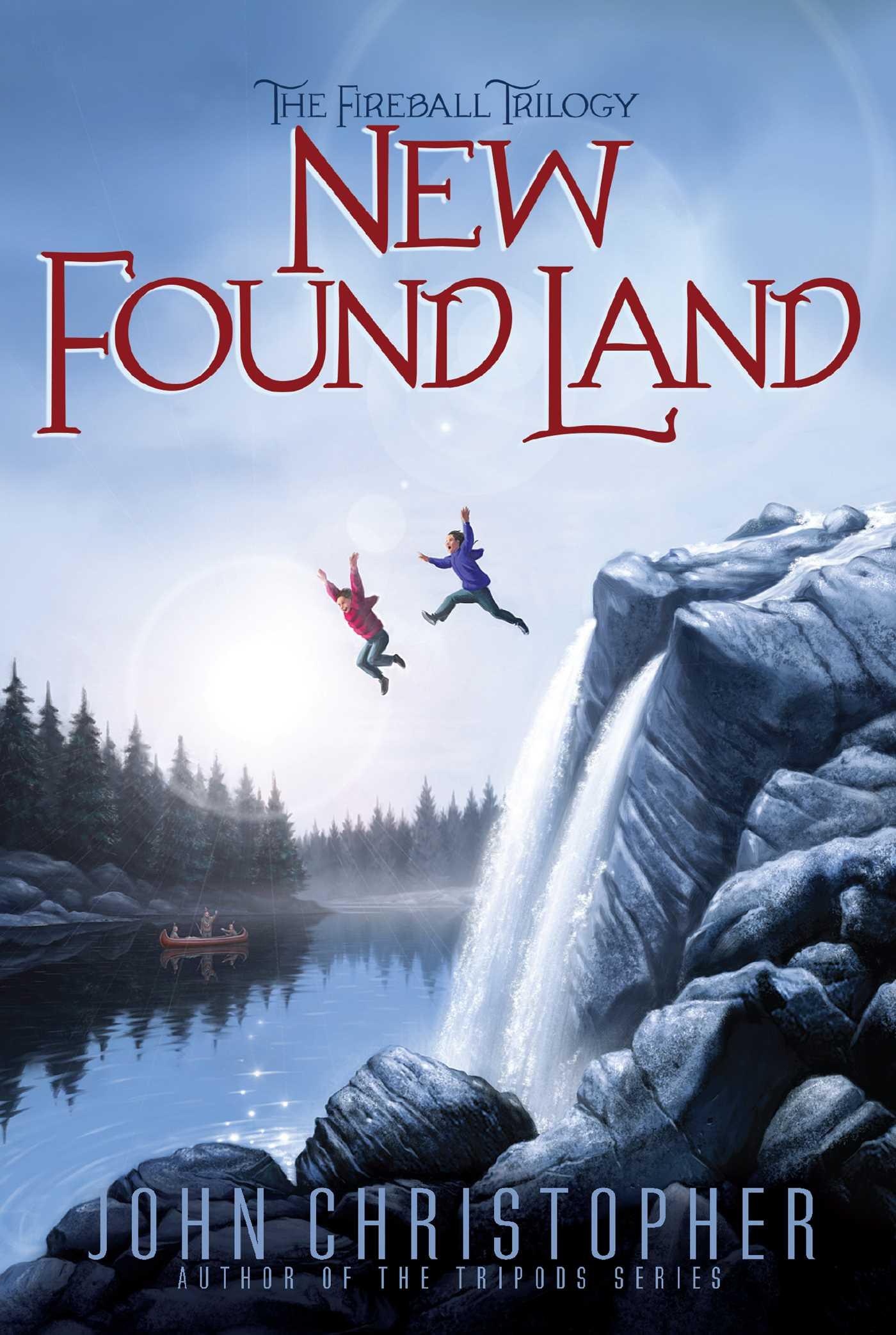 New found land 9781481420129 hr