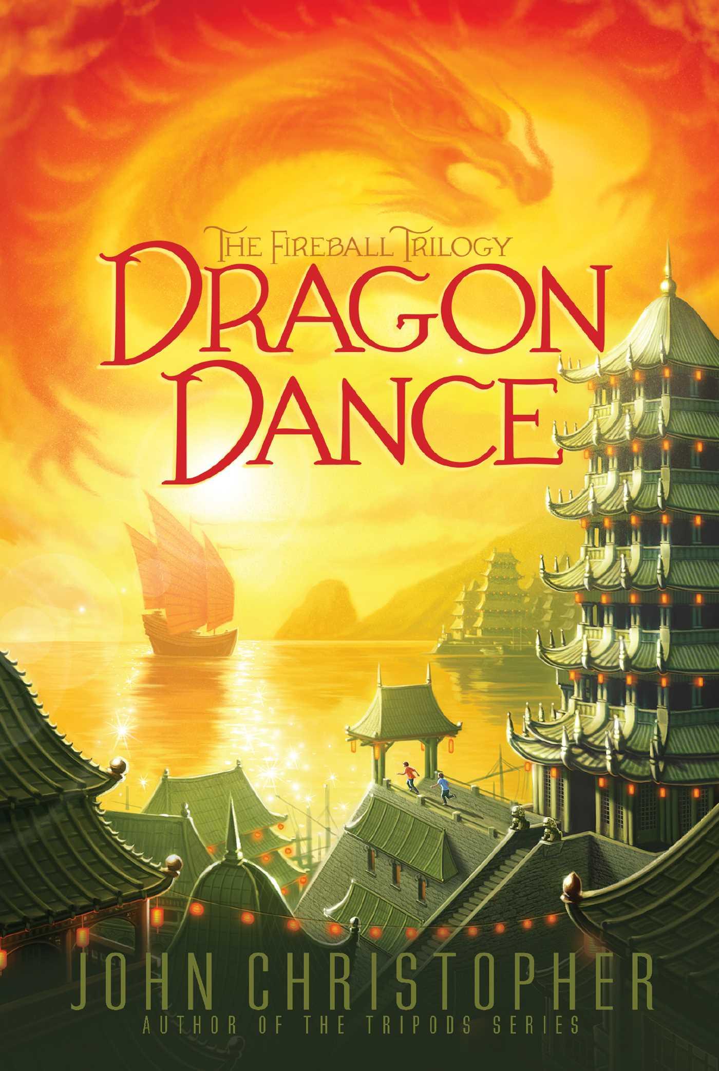 Dragon dance 9781481420150 hr
