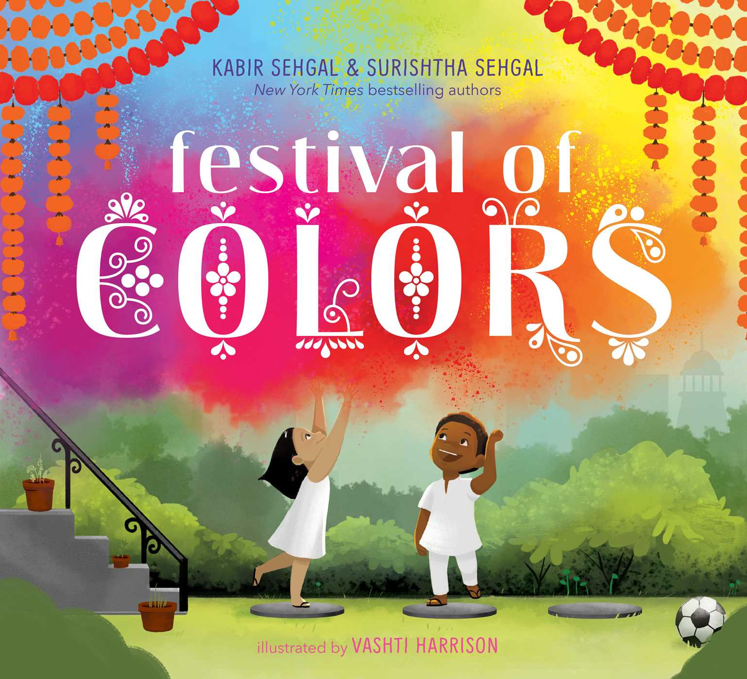 Festival of Colors | Book by Surishtha Sehgal, Kabir Sehgal, Vashti ...