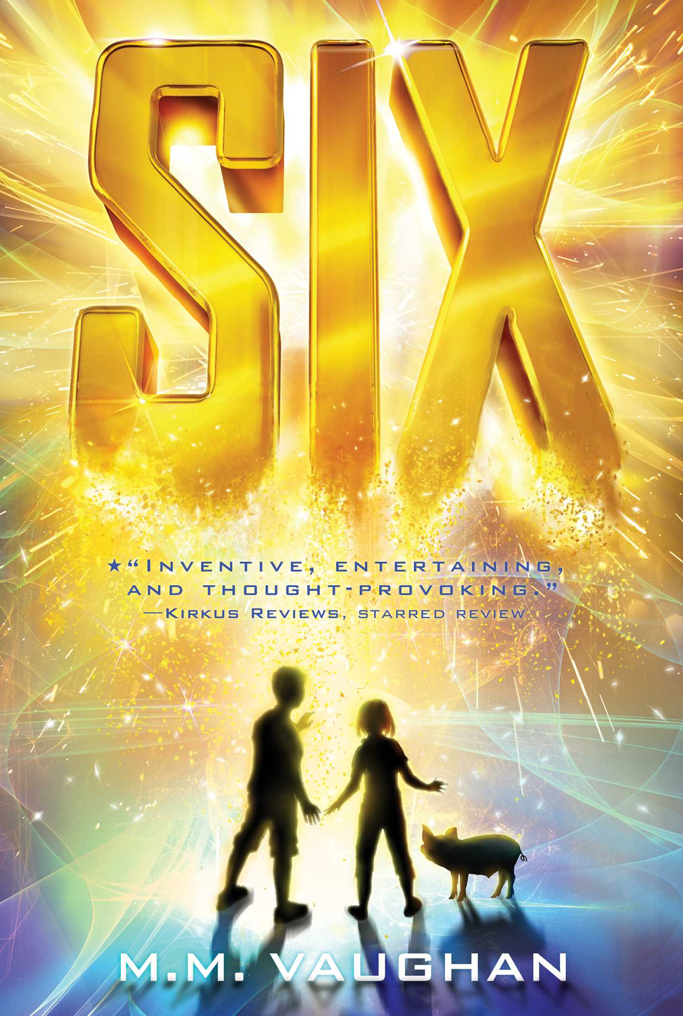 Six Book By M M Vaughan Official Publisher Page Simon Schuster