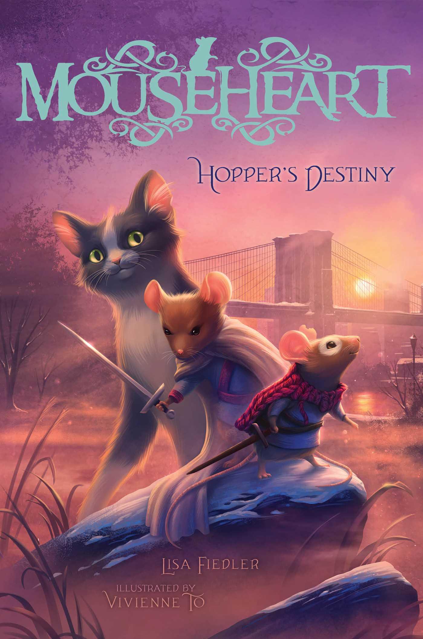 Hopper's Destiny | Book by Lisa Fiedler, Vivienne To ...