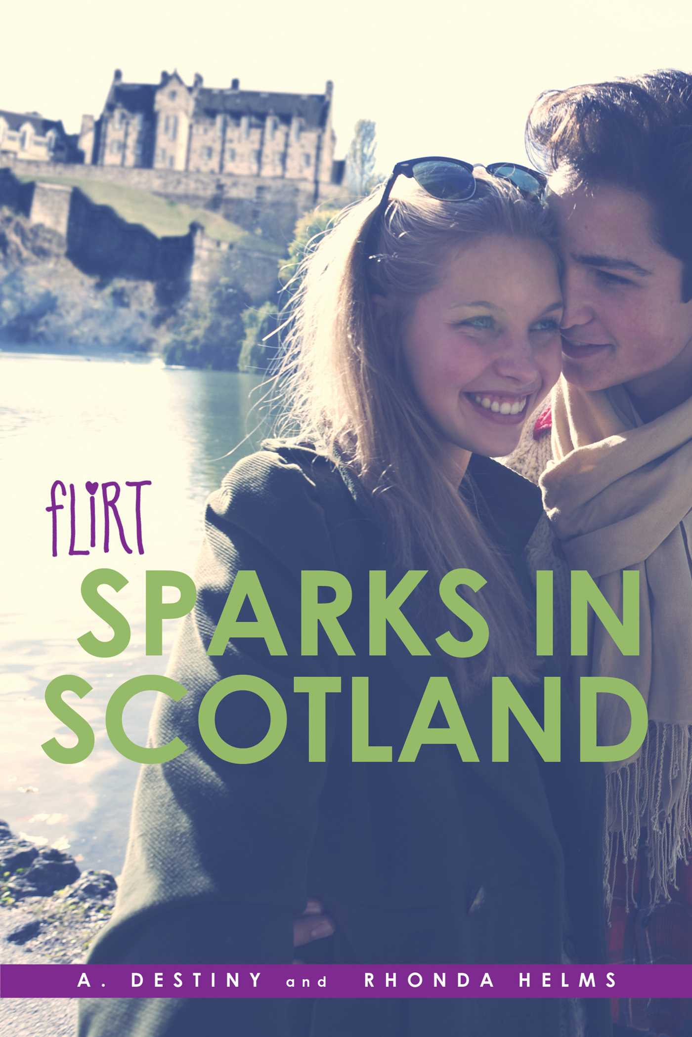 Sparks in scotland 9781481421218 hr