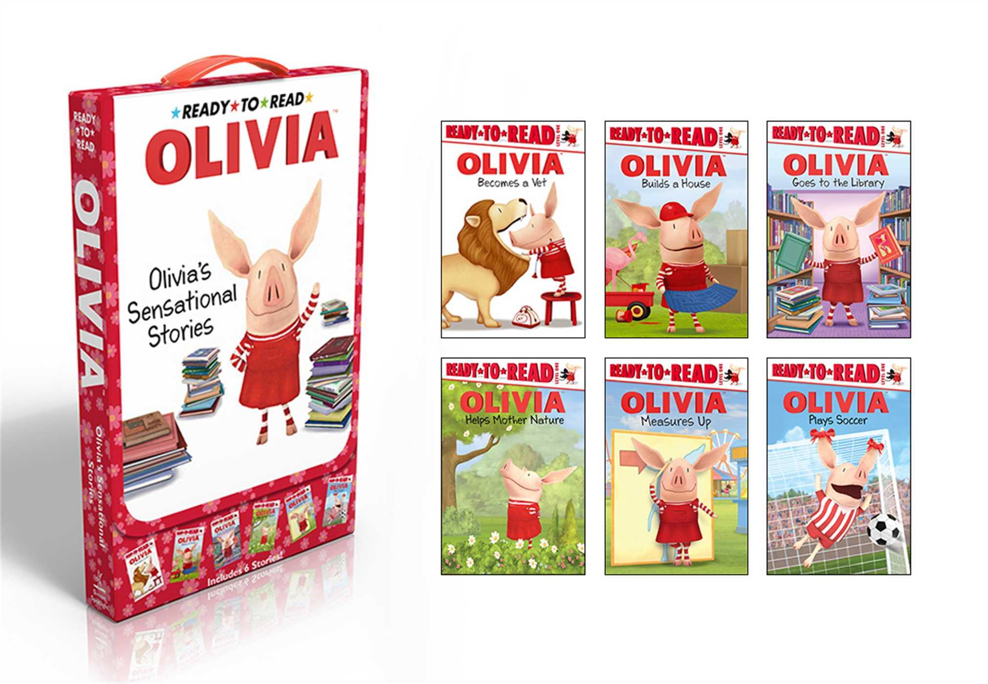 Olivias sensational stories 9781481421485 hr