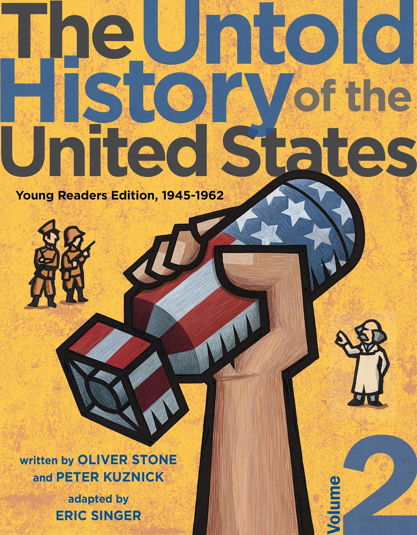 The untold history of the united states volume 2 9781481421768 hr