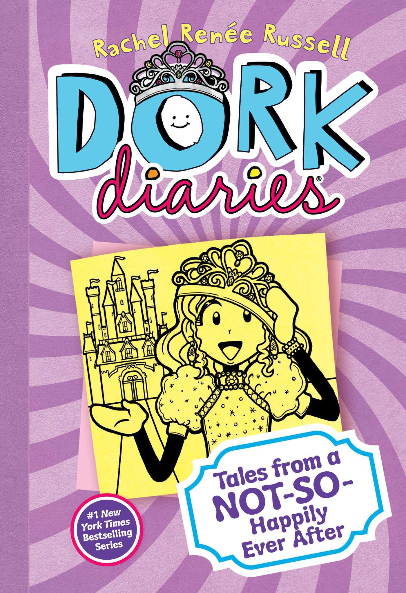 Dork Diaries 12 | Book by Rachel Renée Russell | Official ...  |Dork Diaries