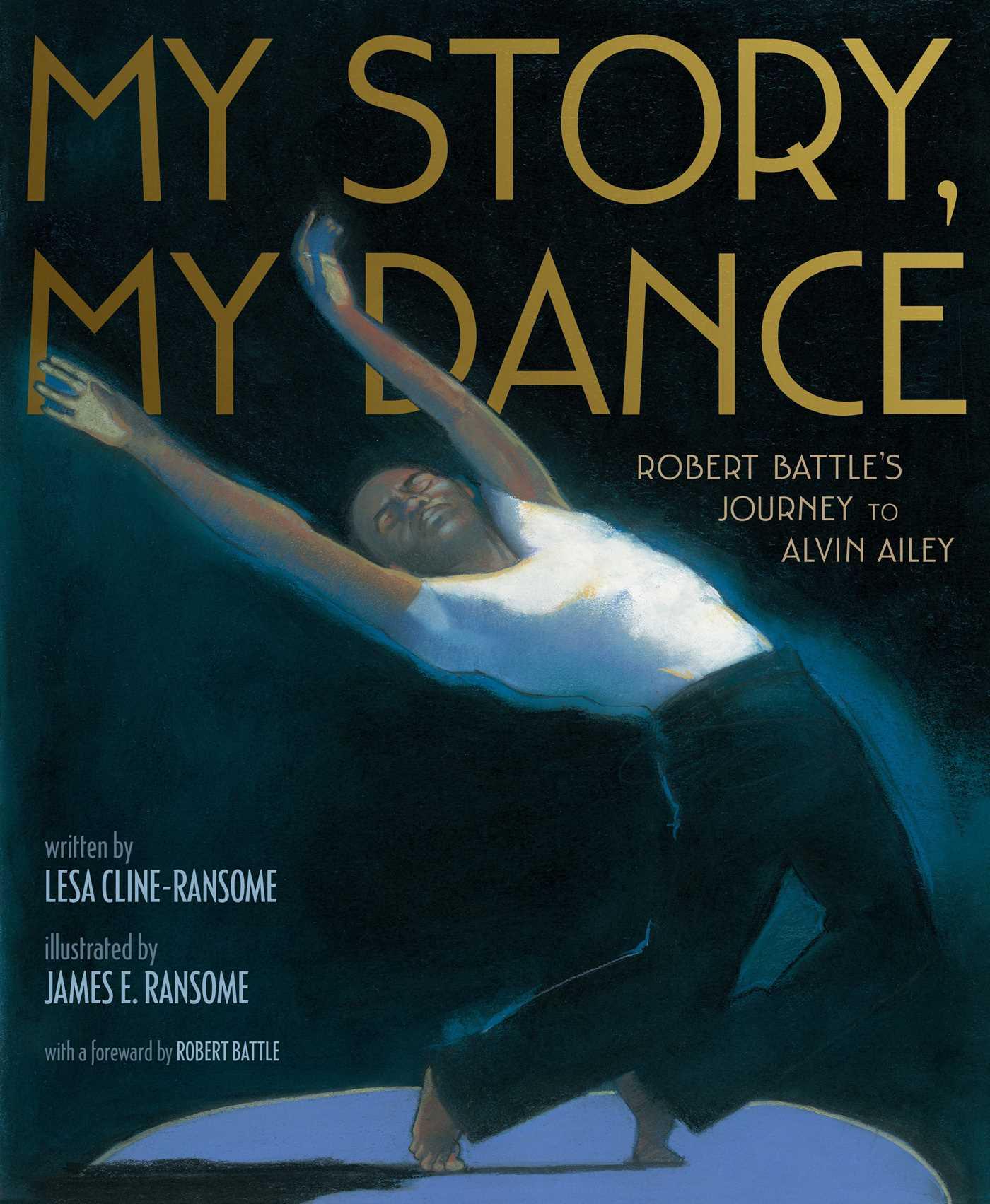 My story my dance 9781481422215 hr
