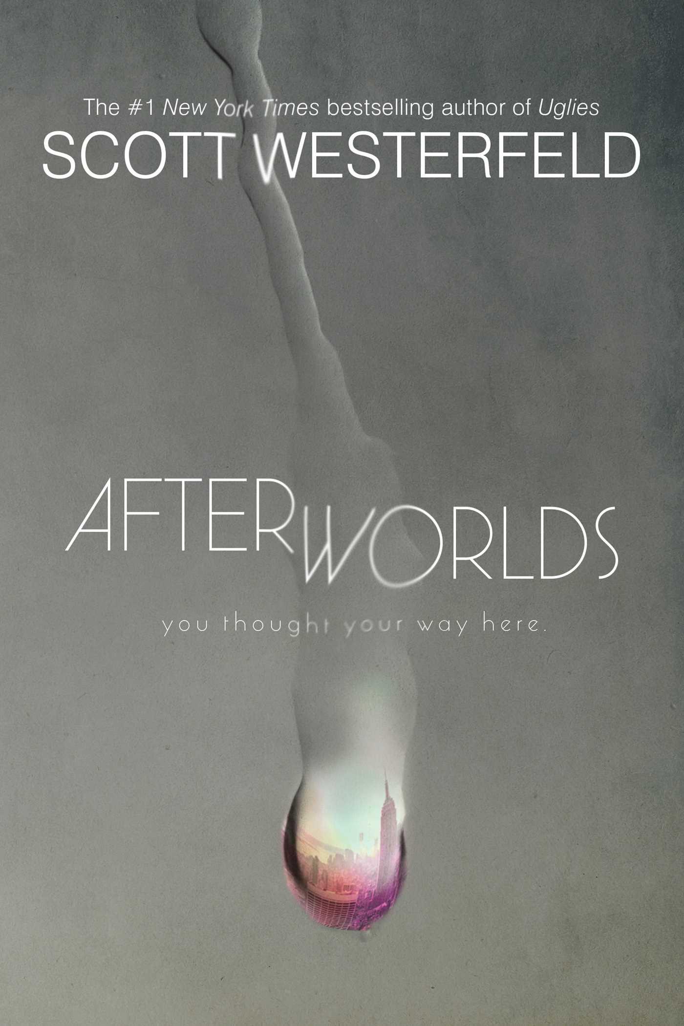 Afterworlds 9781481422352 hr