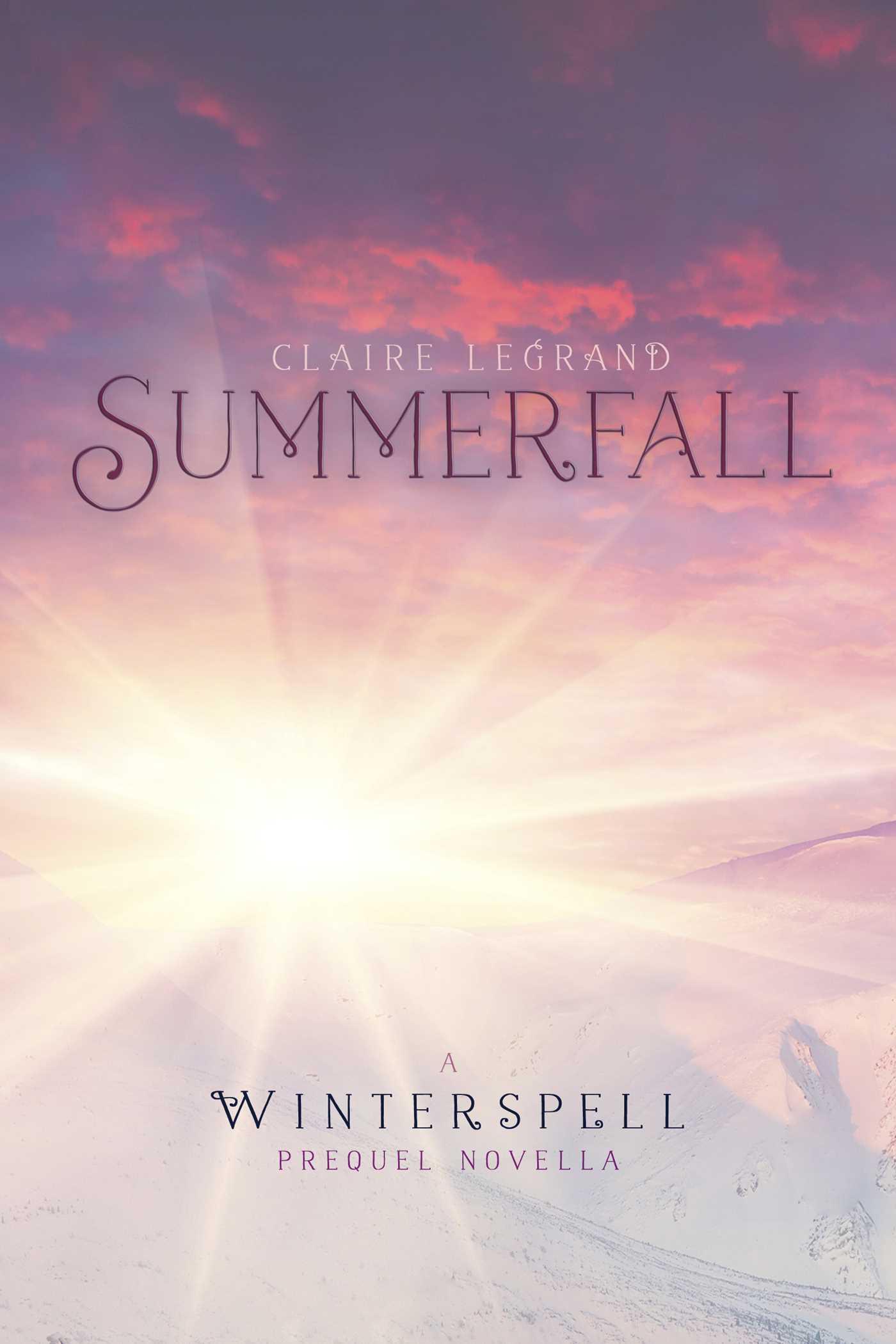 Summerfall 9781481422529 hr