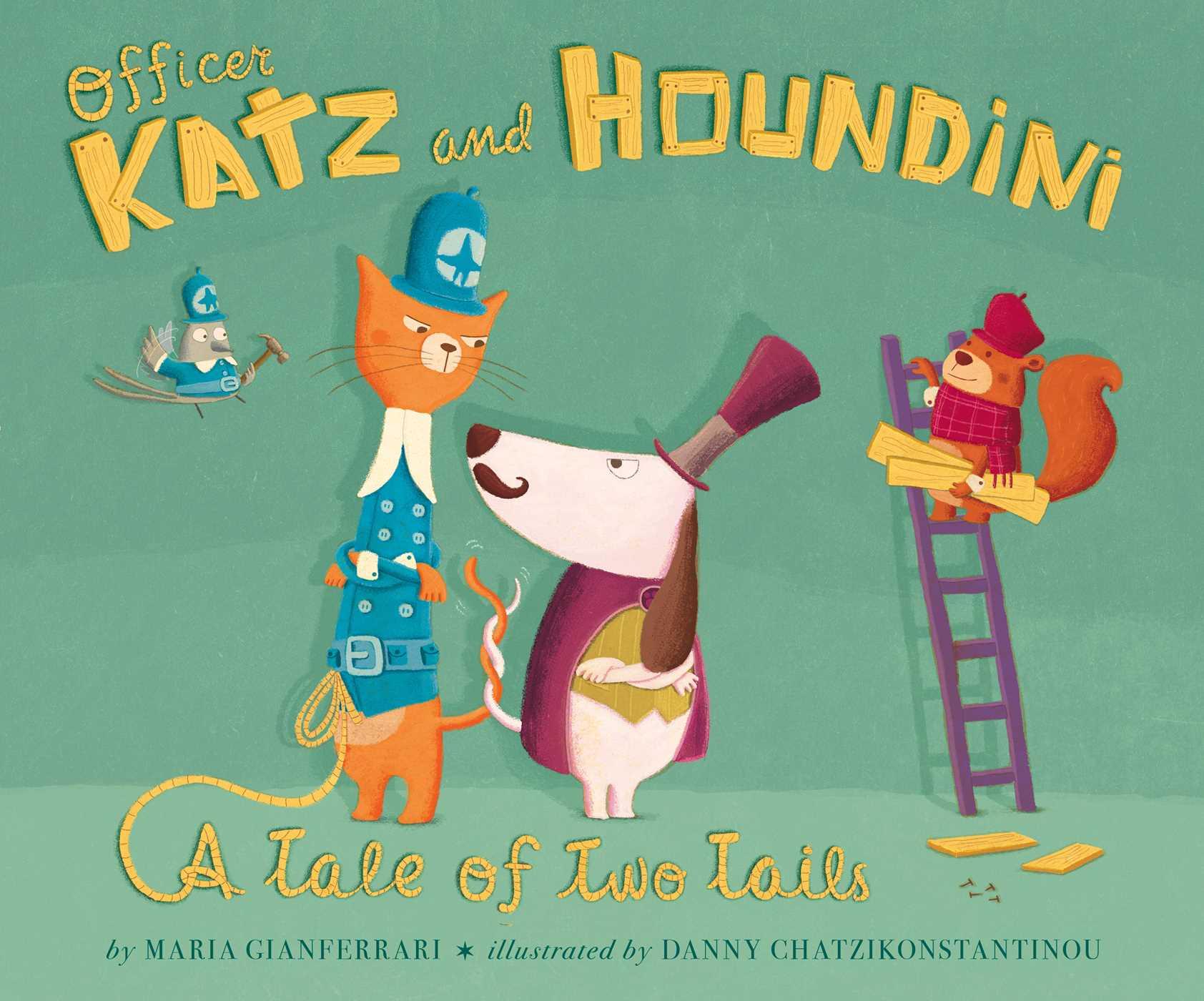 Officer katz and houndini 9781481422659 hr