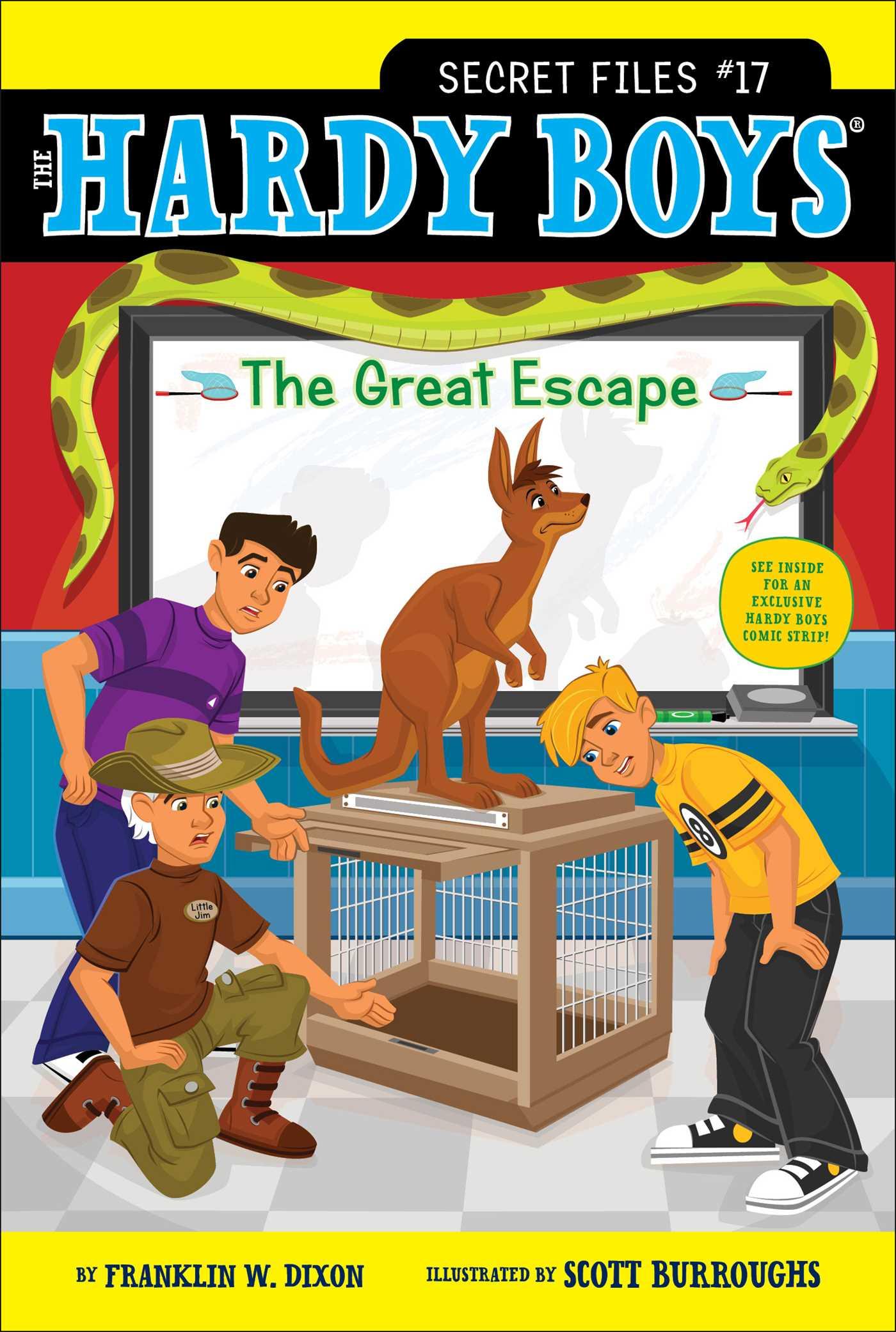 The great escape 9781481422680 hr