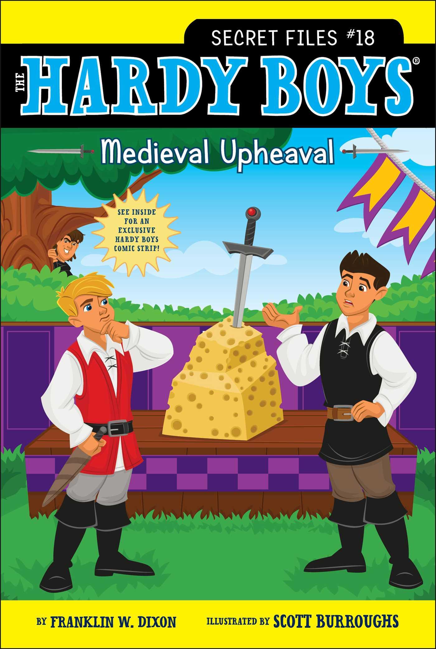 Medieval upheaval 9781481422703 hr