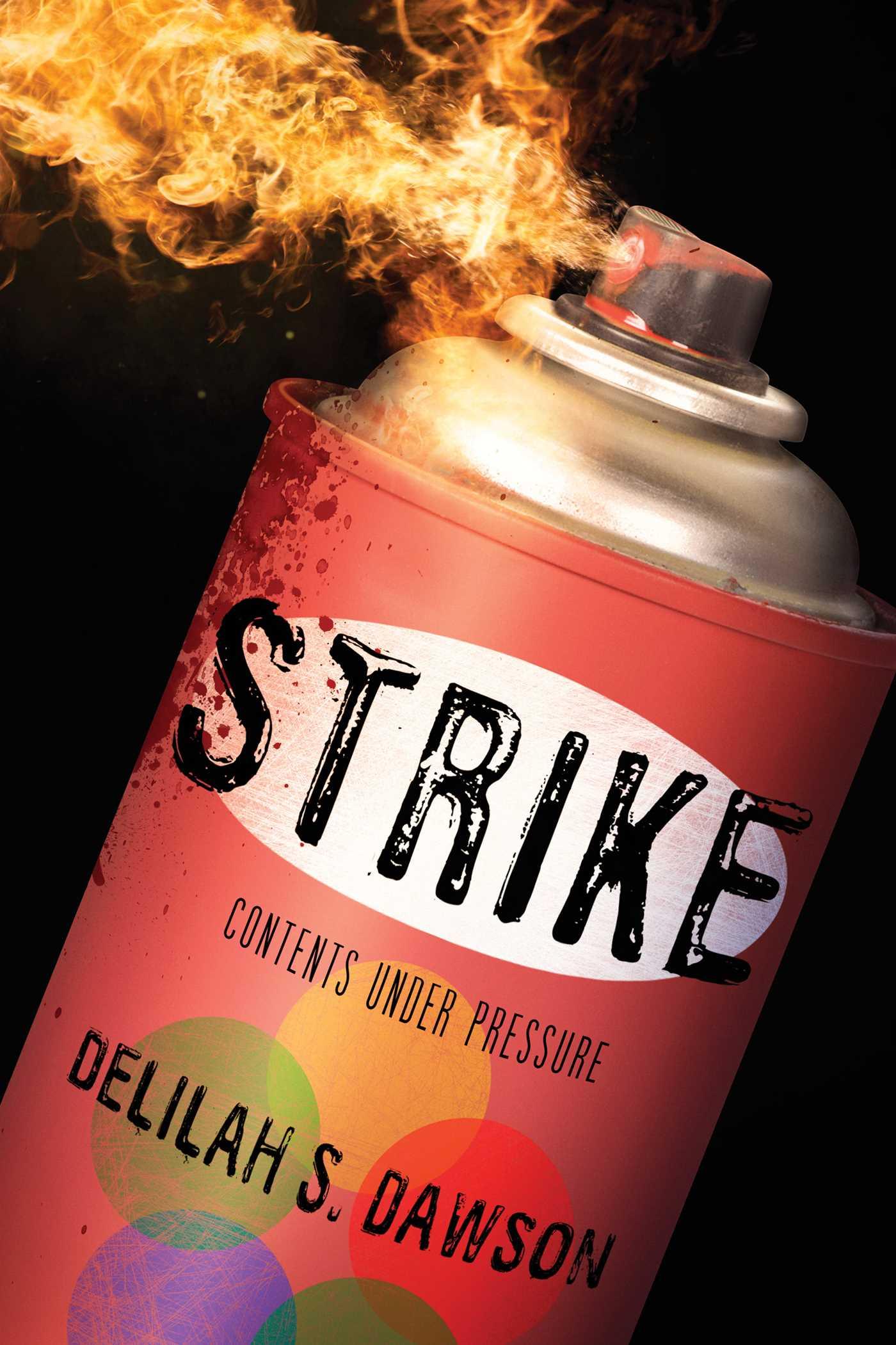 Strike 9781481423434 hr