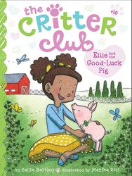 Ellie and the Good-Luck Pig