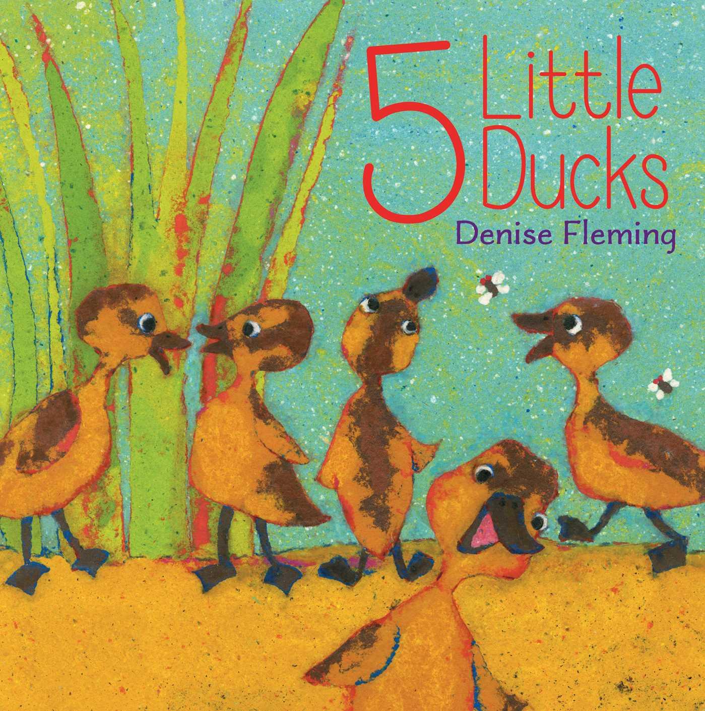 5 little ducks 9781481424233 hr