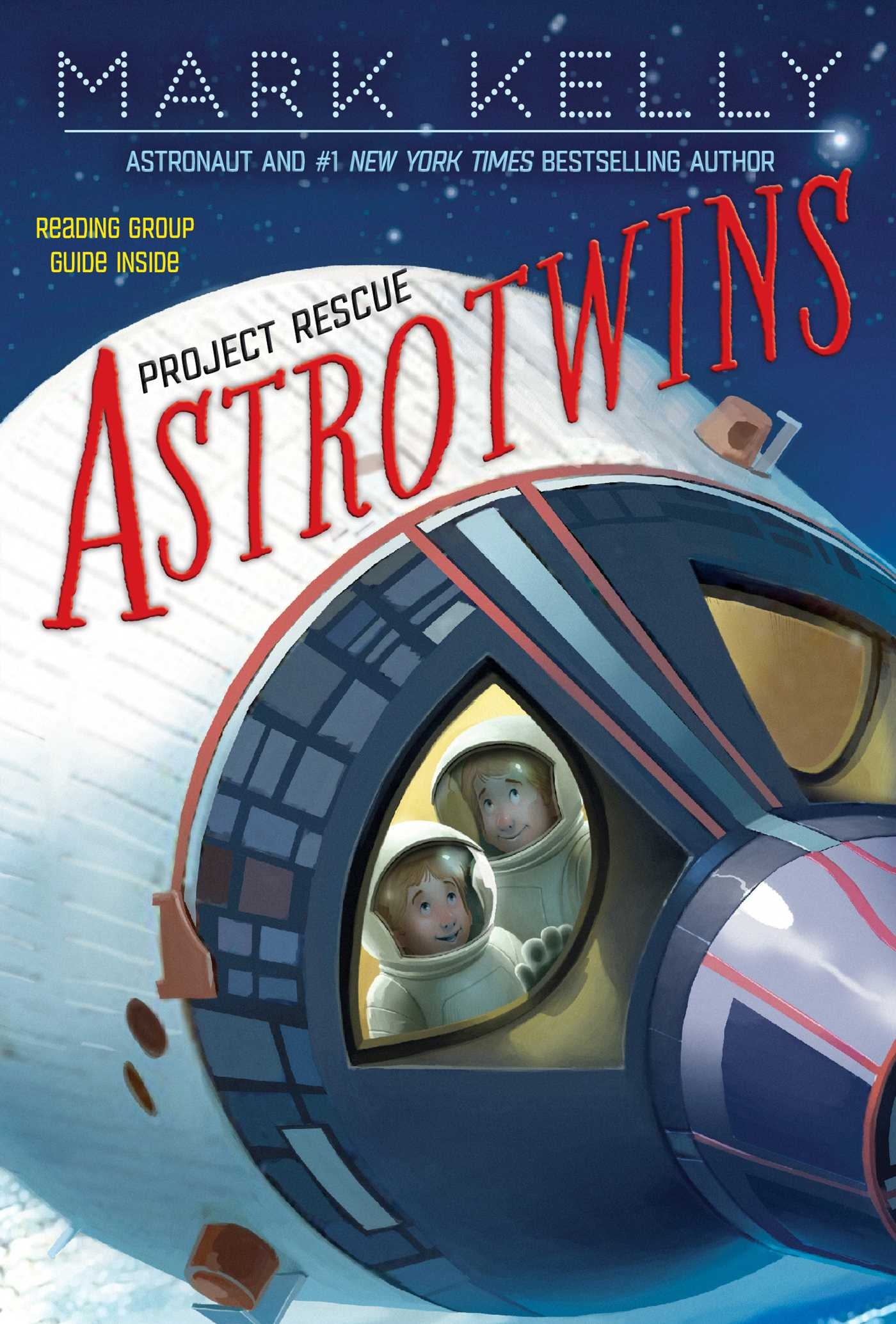 Astrotwins project rescue 9781481424592 hr