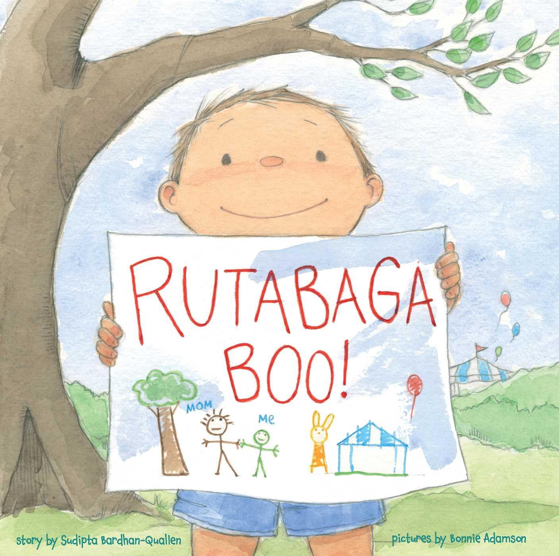 Rutabaga boo 9781481424615 hr