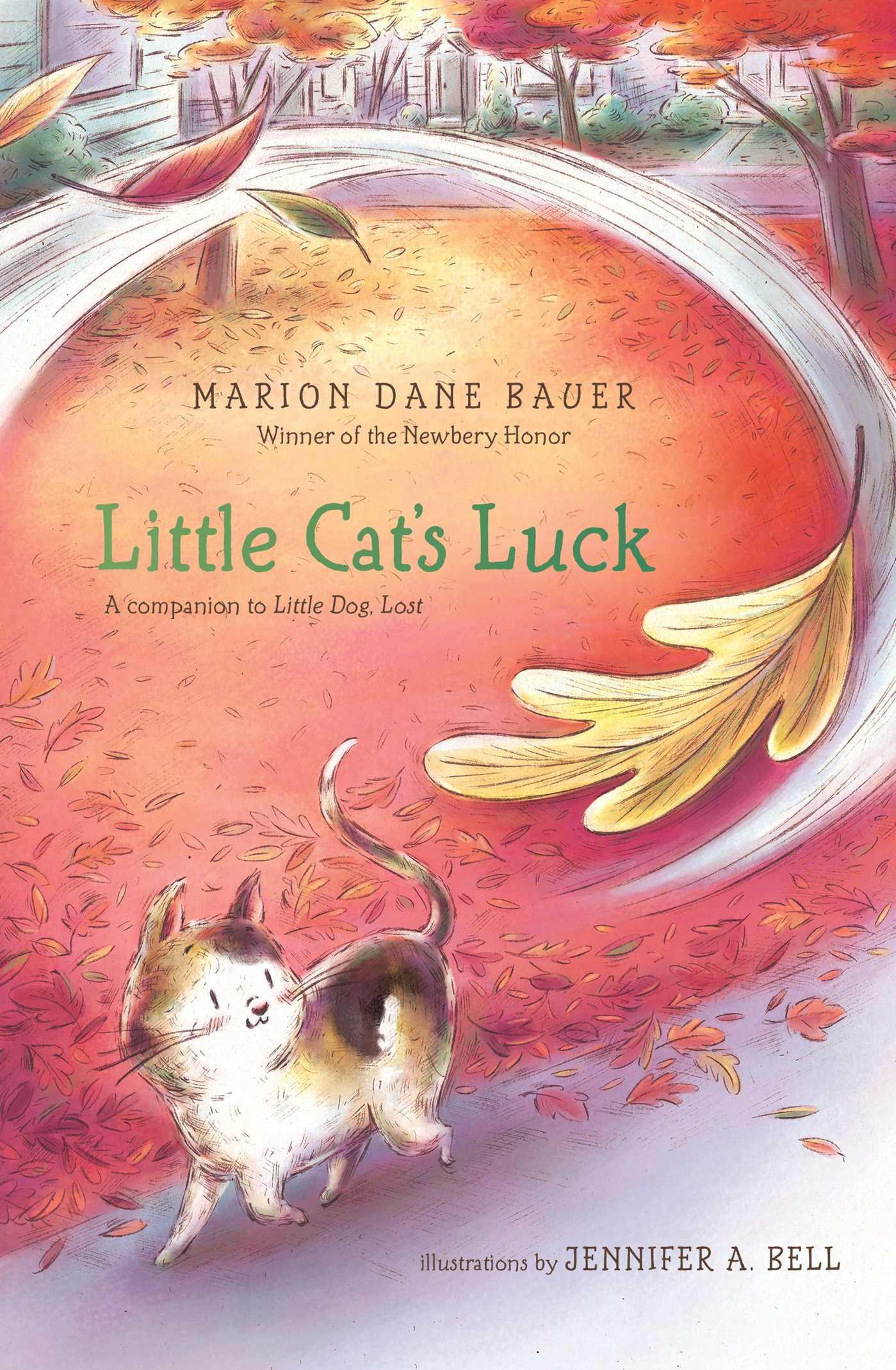 Little cats luck 9781481424882 hr