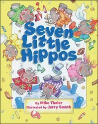 Seven Little Hippos