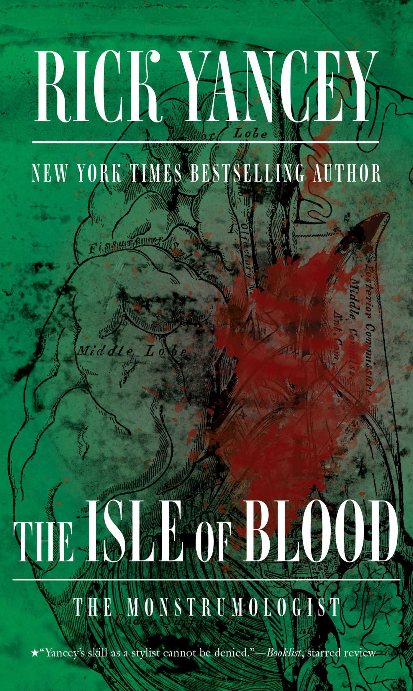 The isle of blood 9781481425506 hr