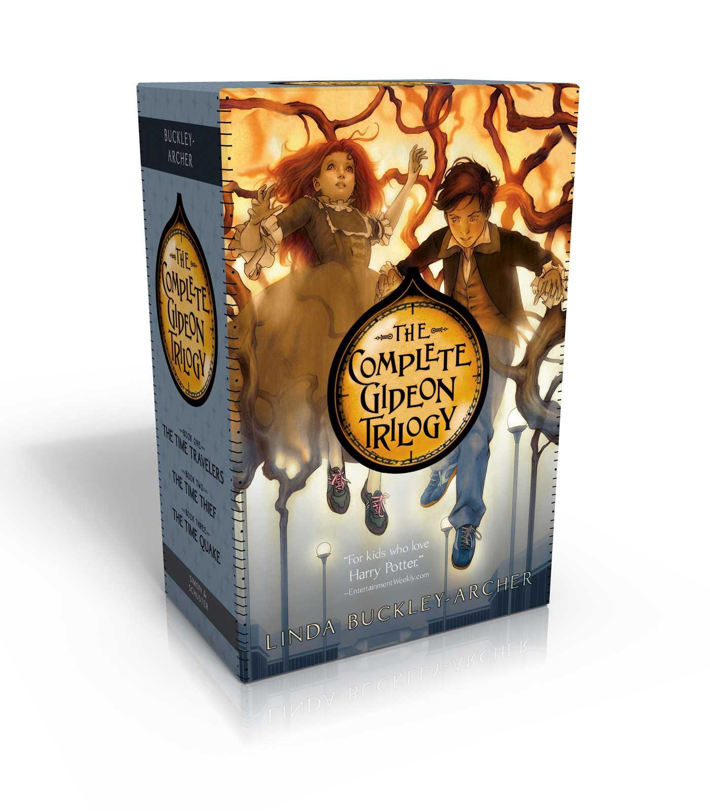 Complete gideon trilogy 9781481426138 hr