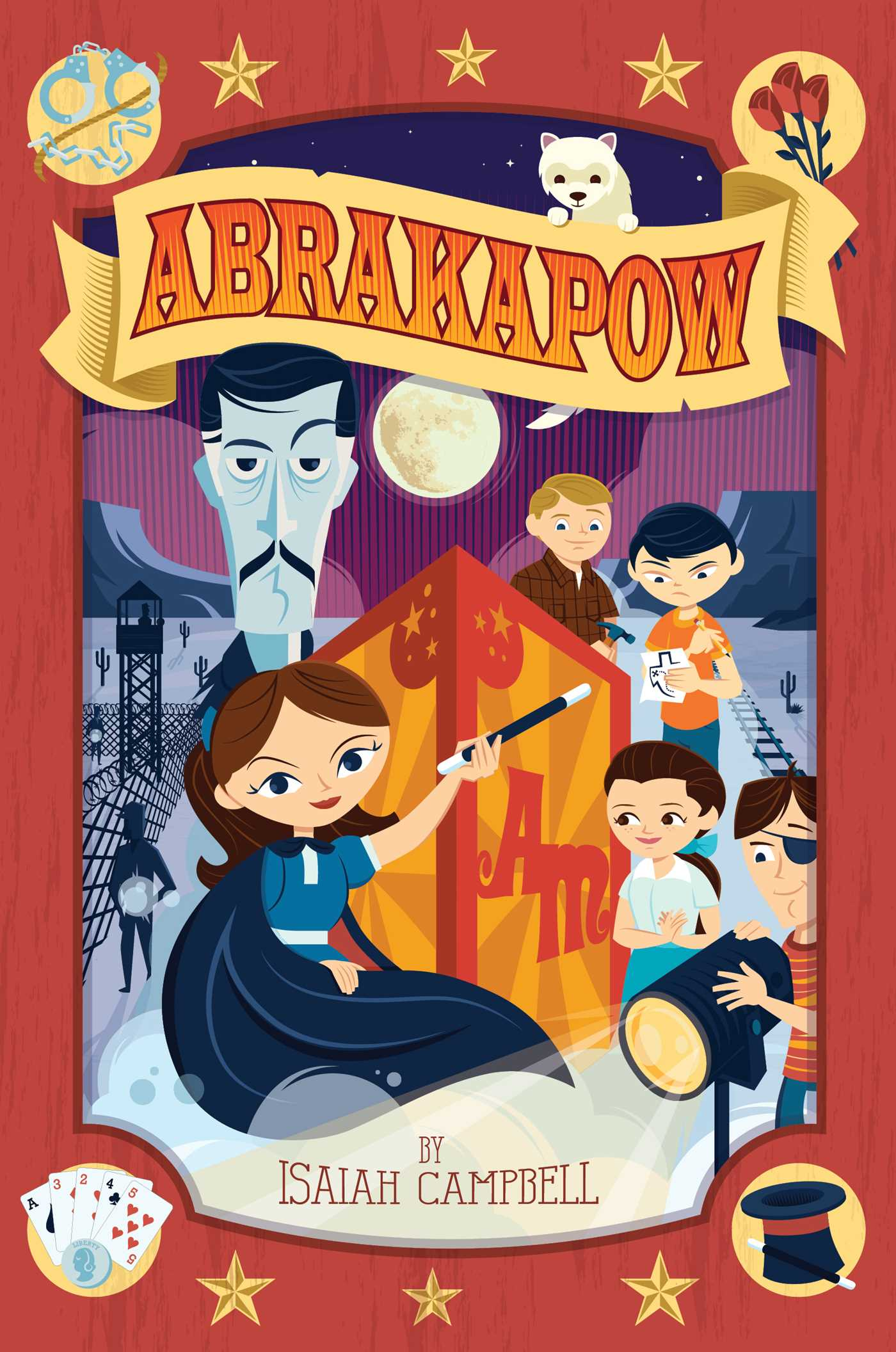 Abrakapow 9781481426350 hr