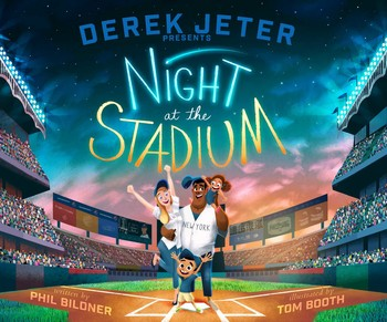 Derek Jeter Presents Night at the Stadium