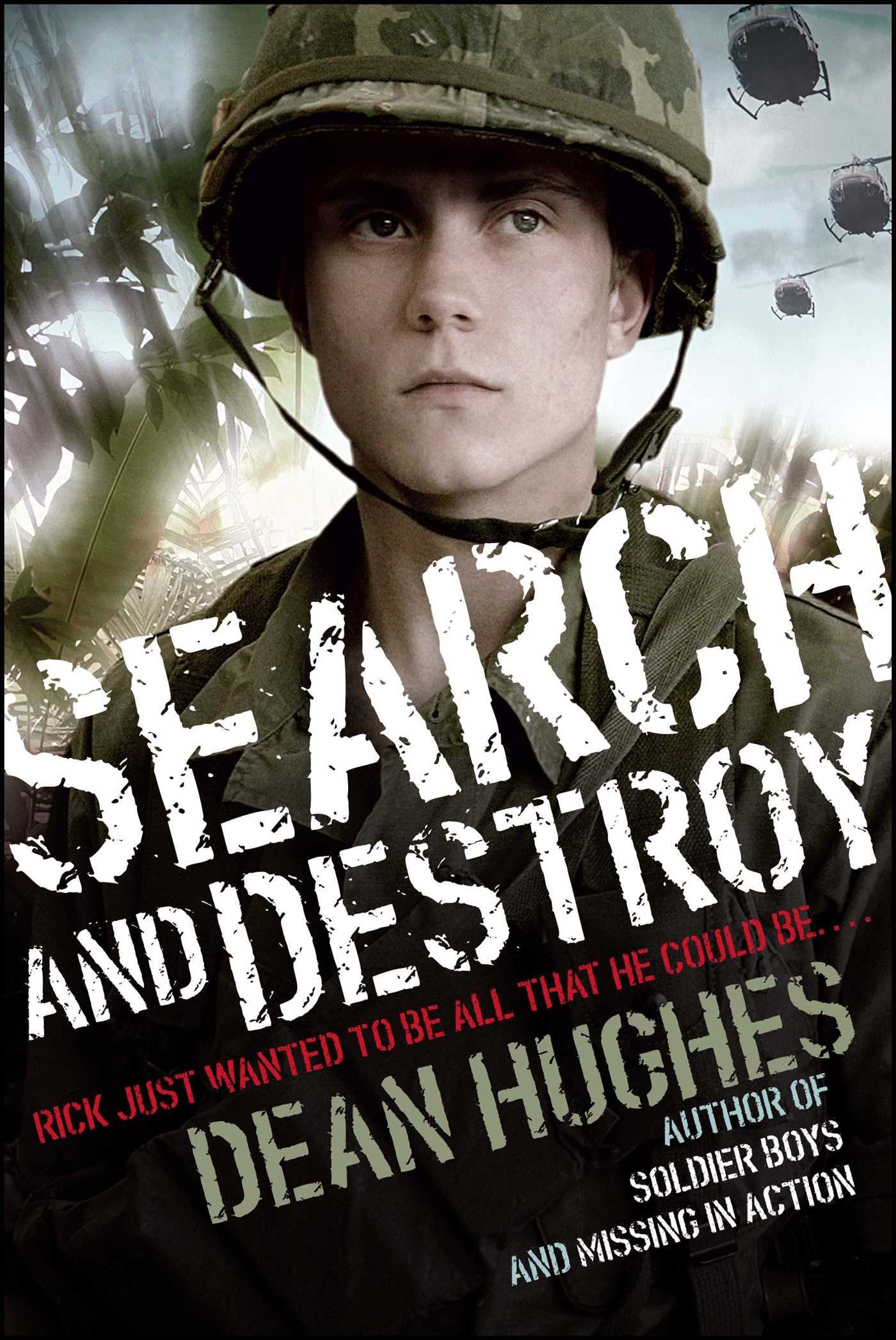 Search And Destroy Book By Dean Hughes Official