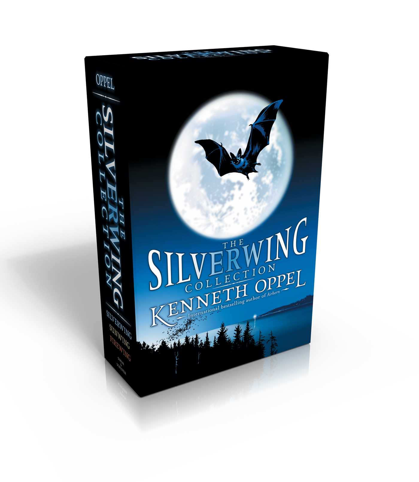 Silverwing collection 9781481427258 hr