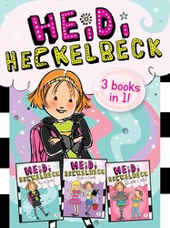 Heidi Heckelbeck 3 Books in 1!