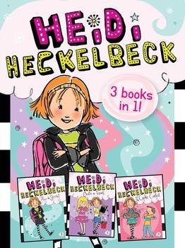 Heidi Heckelbeck 3 Books in 1!