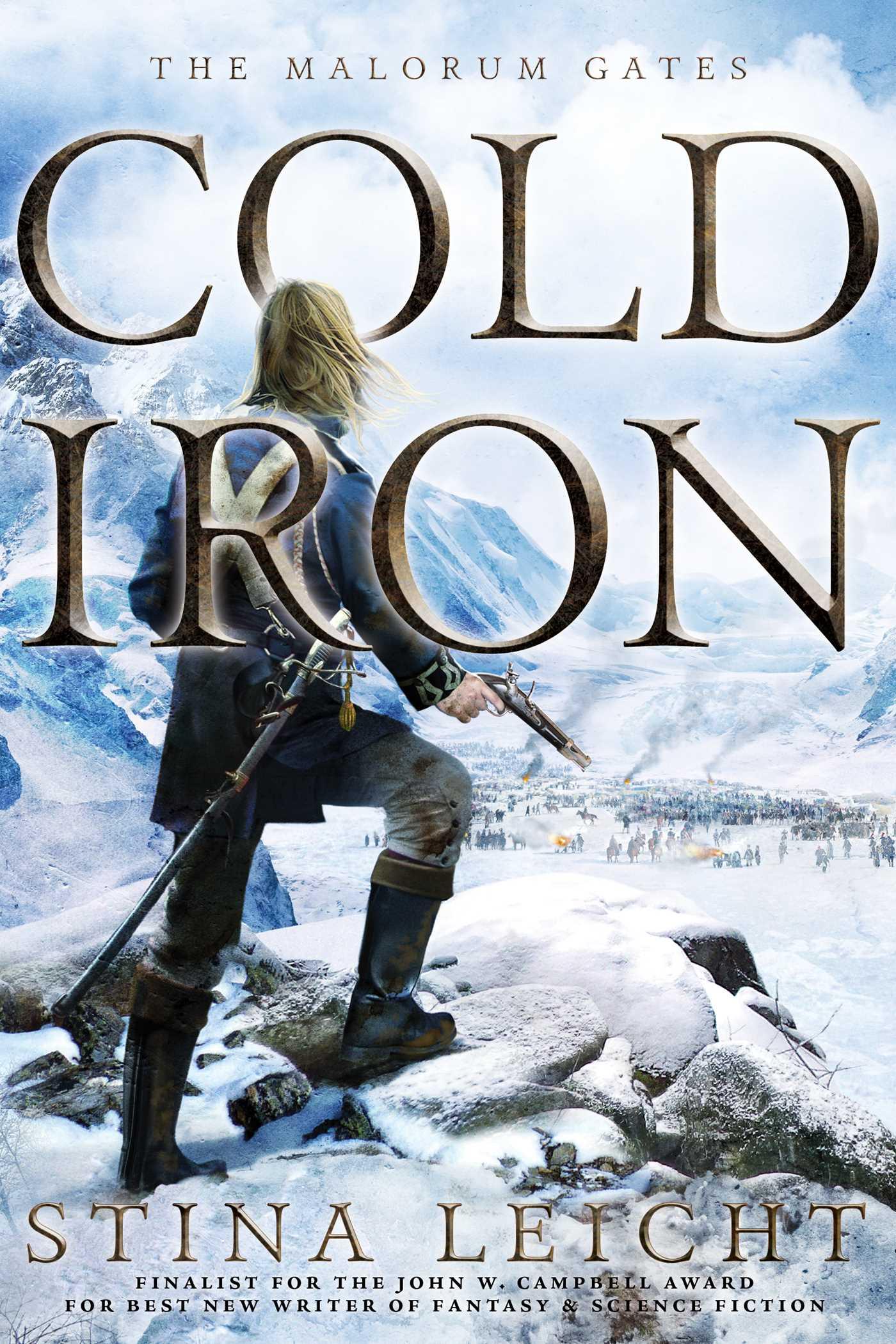 Cold iron 9781481427777 hr