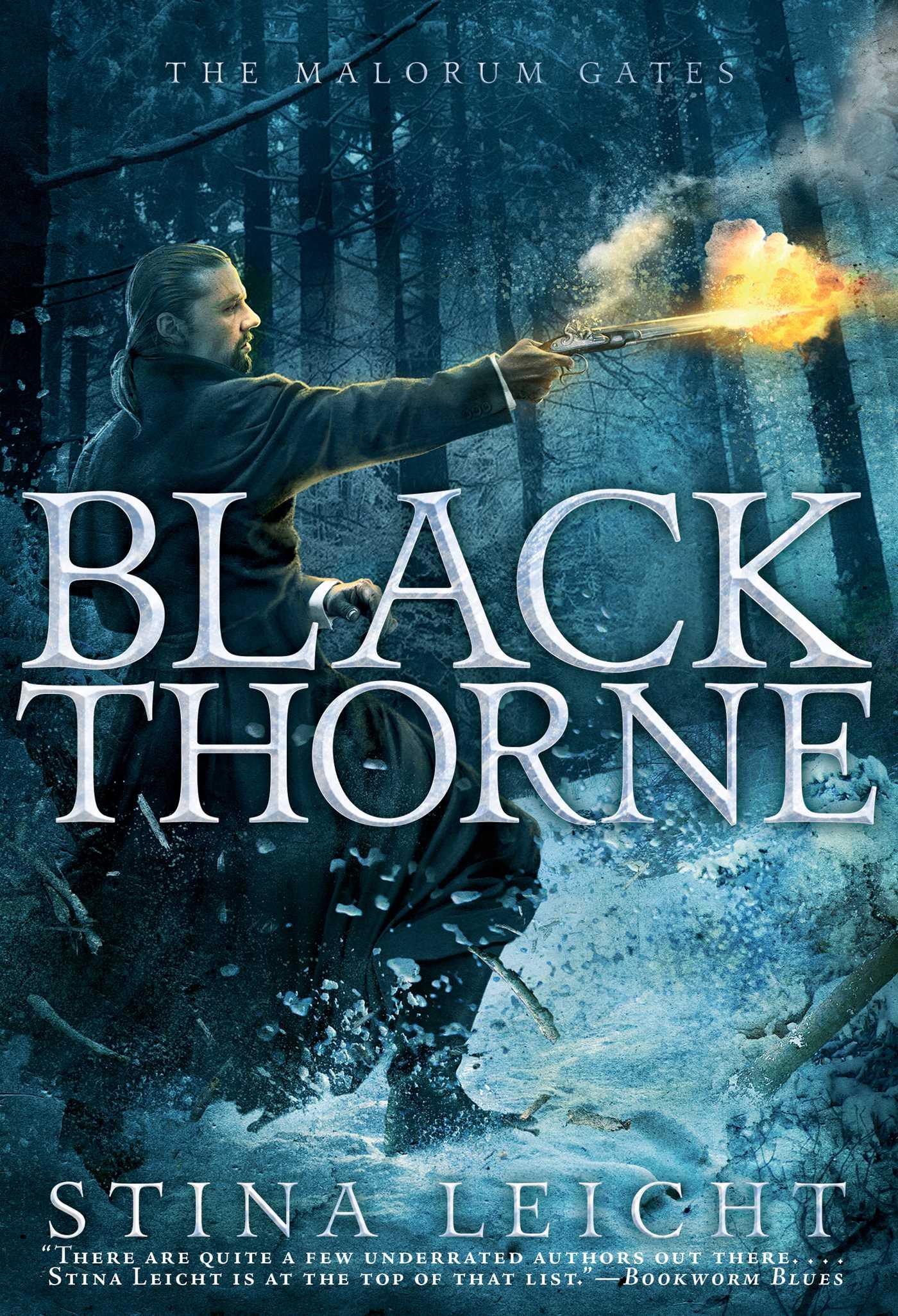 Blackthorne 9781481427821 hr