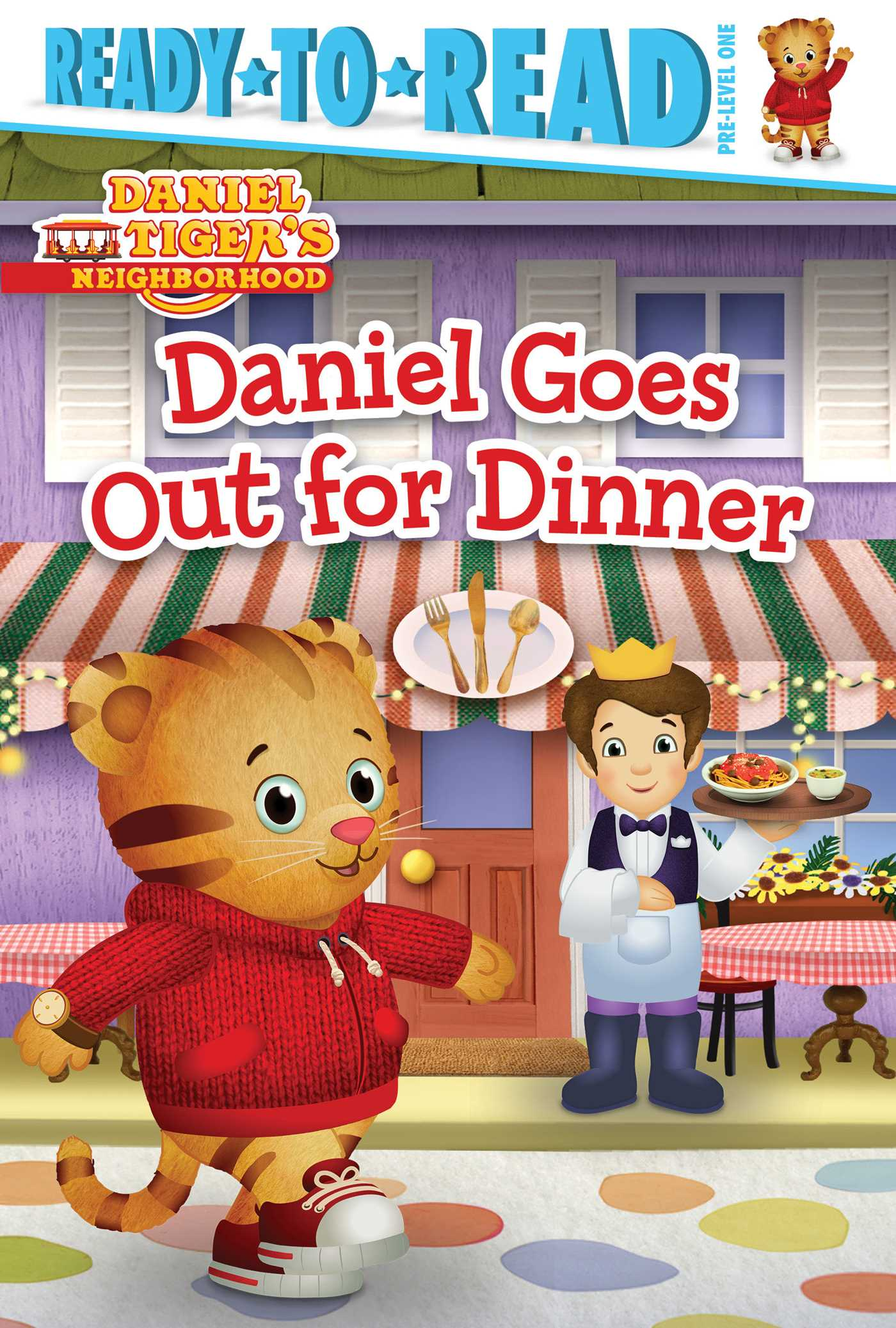 Daniel goes out for dinner 9781481428712 hr