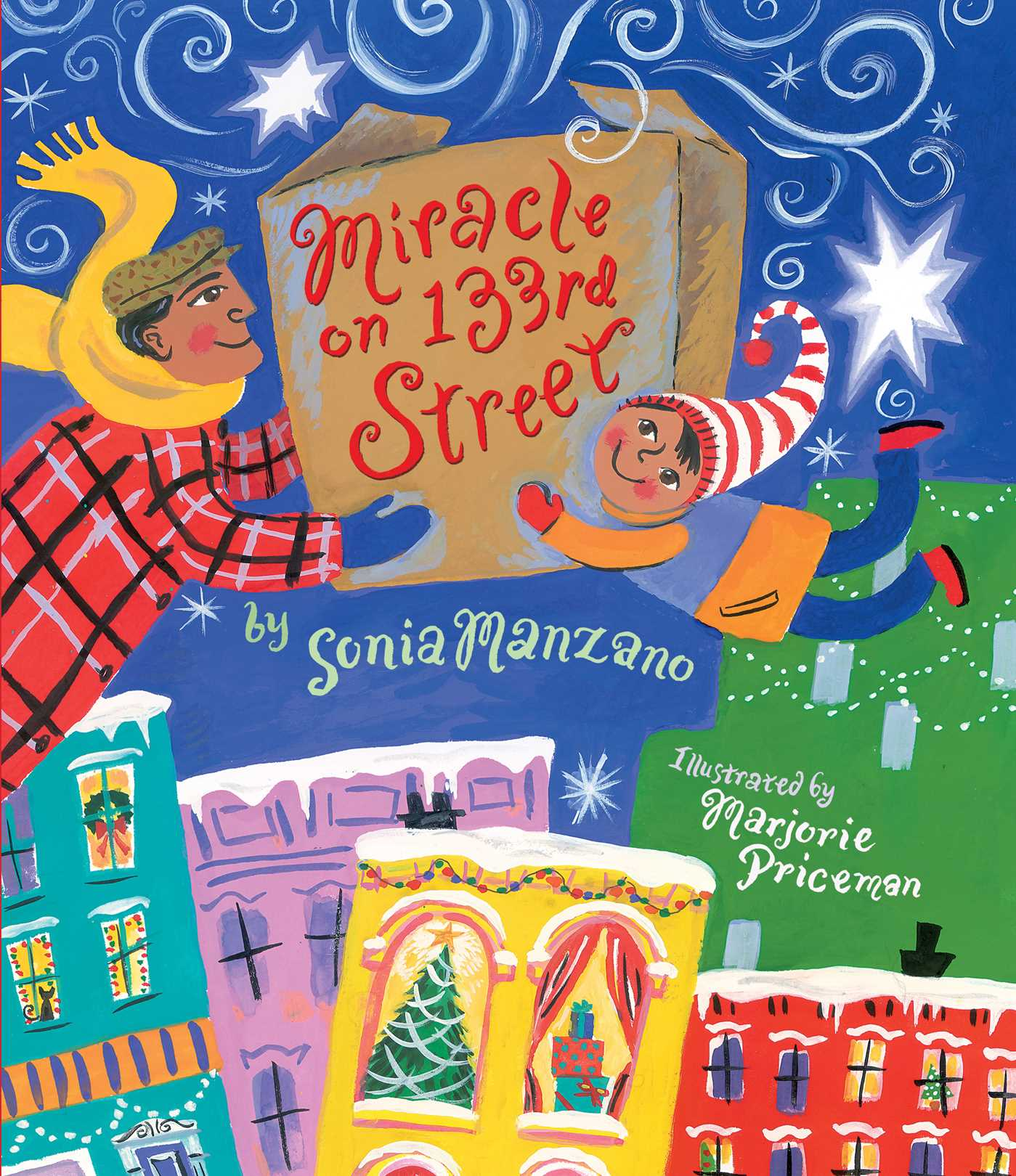 Miracle on 133rd street 9781481428927 hr