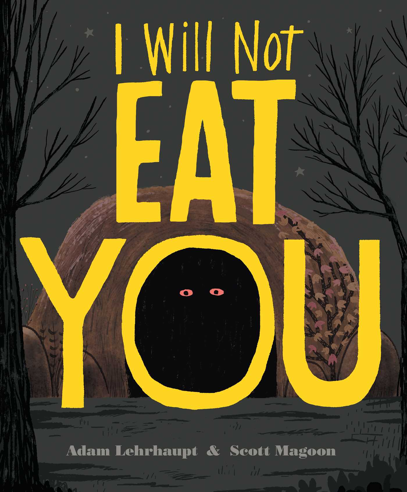 I will not eat you 9781481429337 hr
