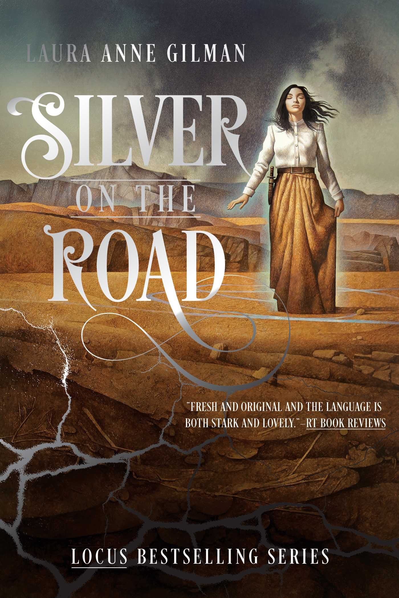 Image result for book cover silver on the road gilman