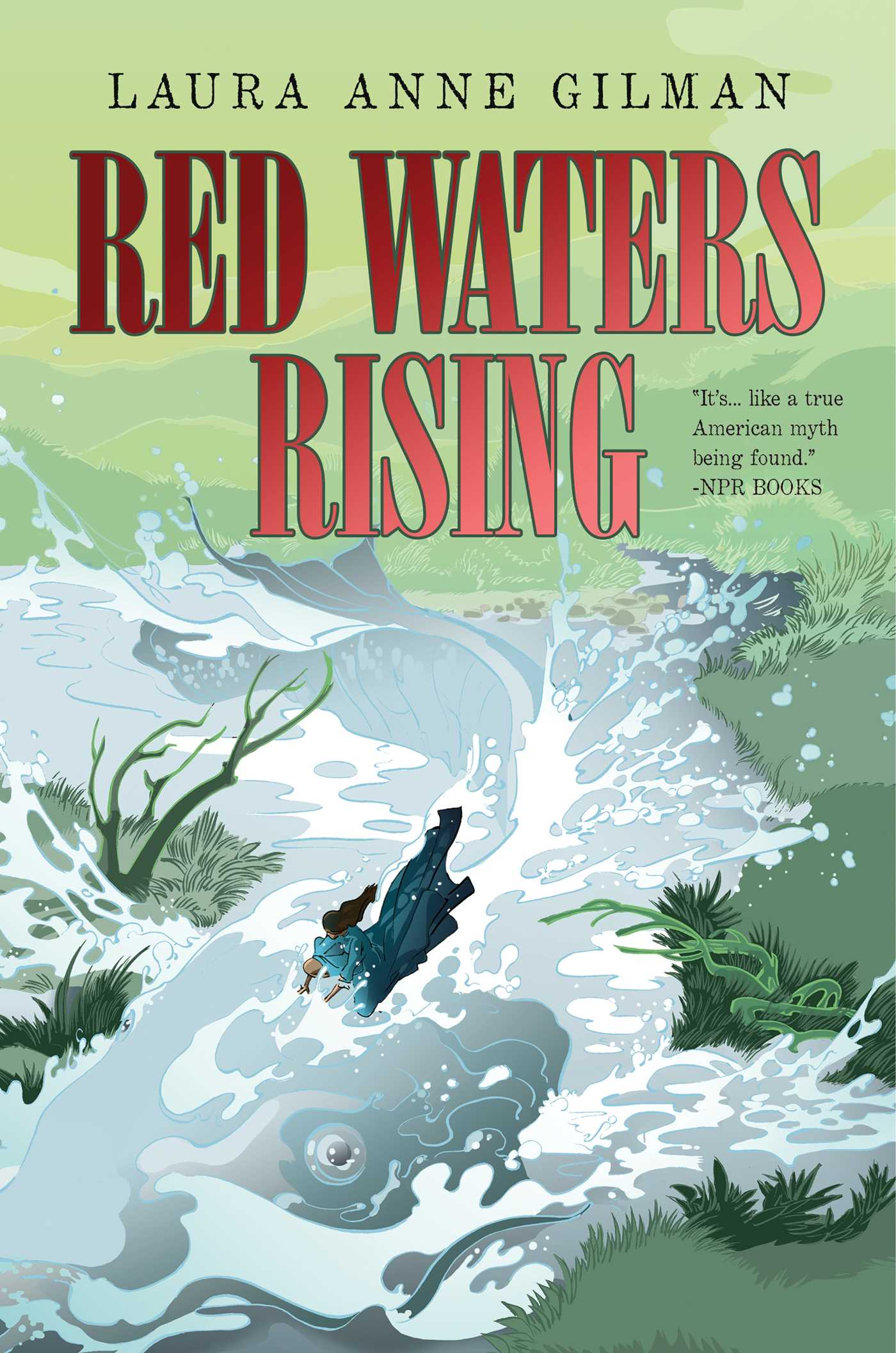Red waters rising 9781481429757 hr