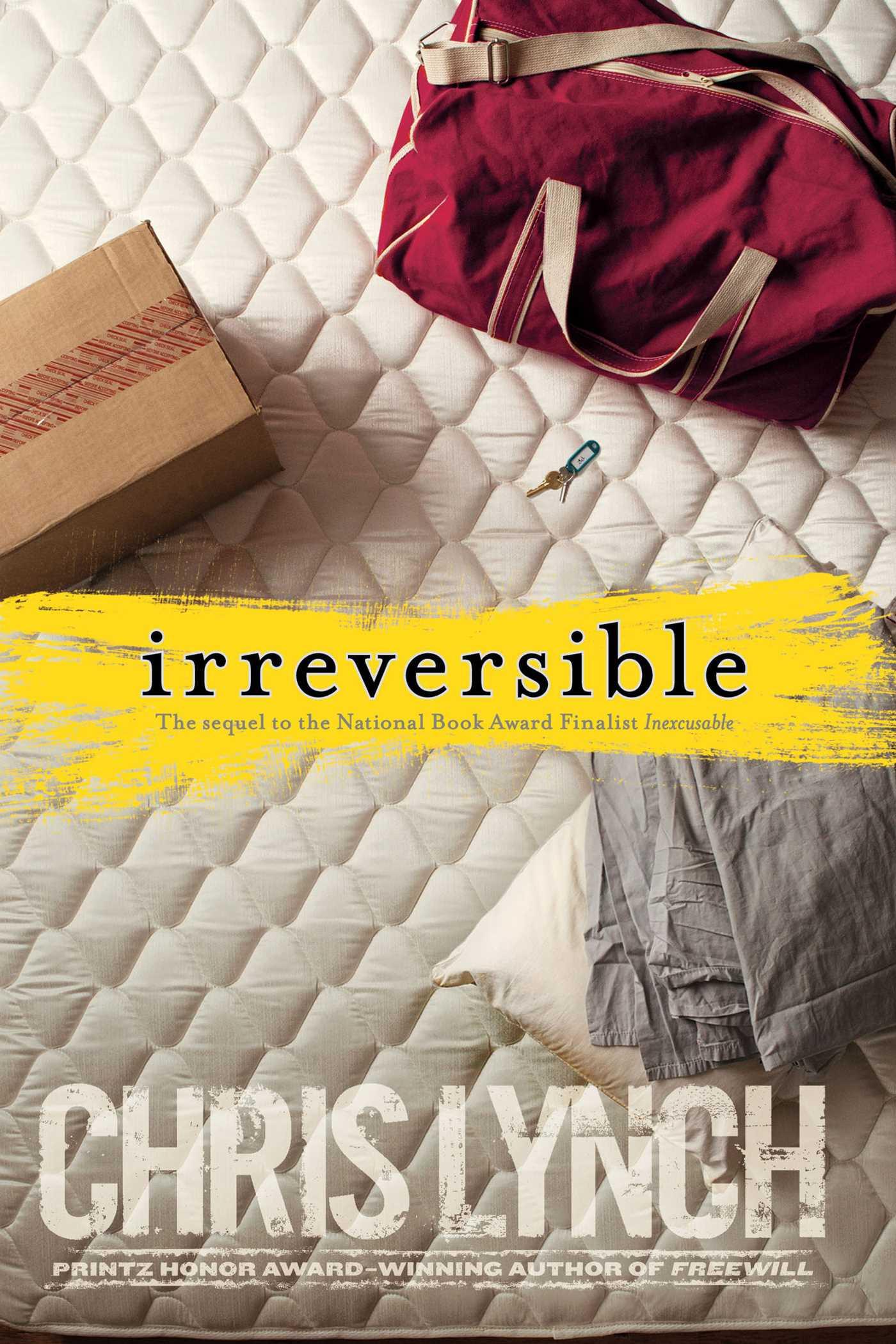 Irreversible 9781481429863 hr