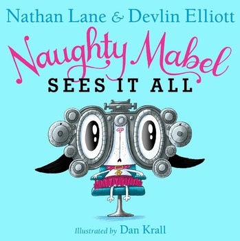 Naughty Mabel Sees It All