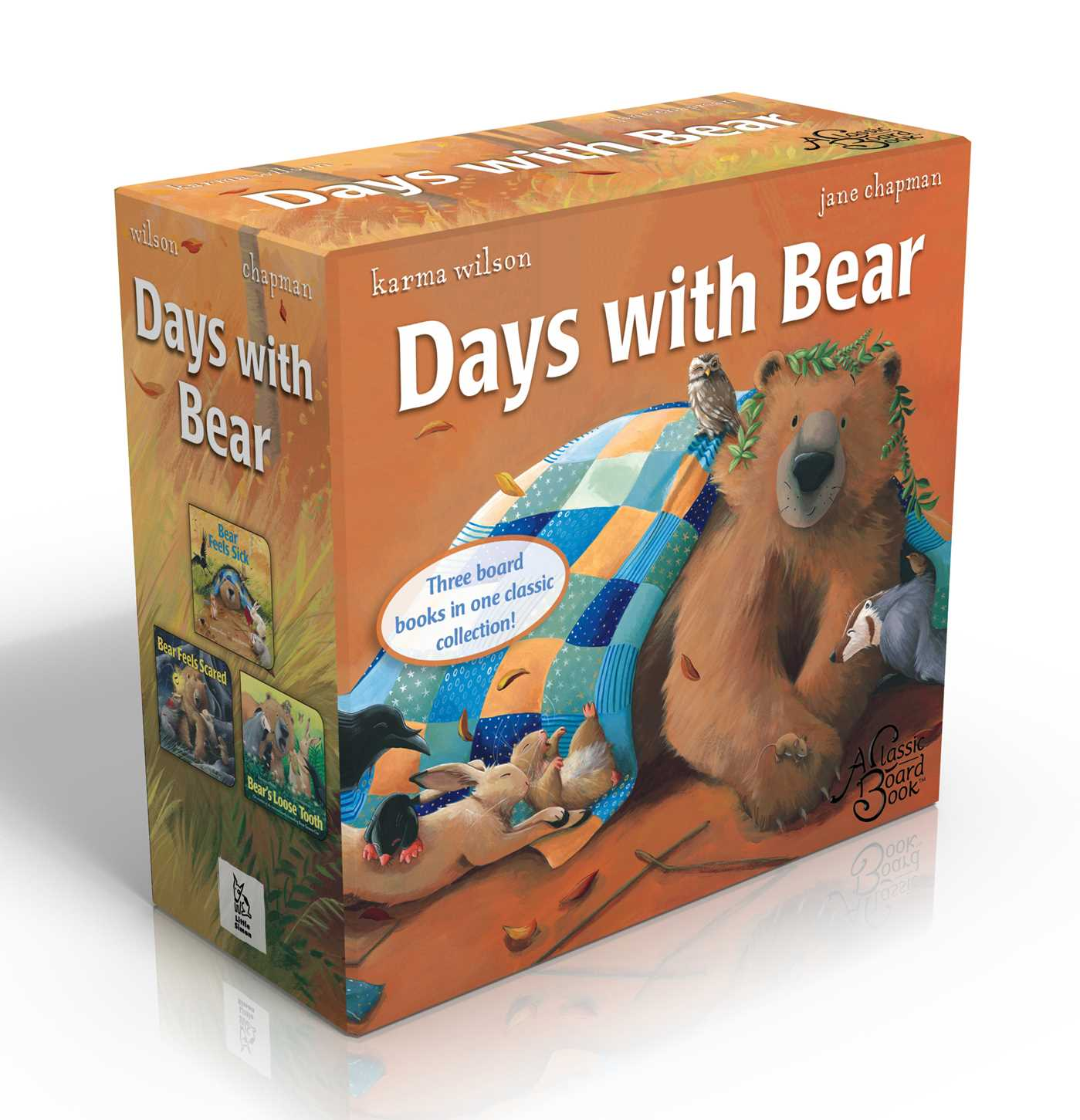 Days with bear 9781481430340 hr