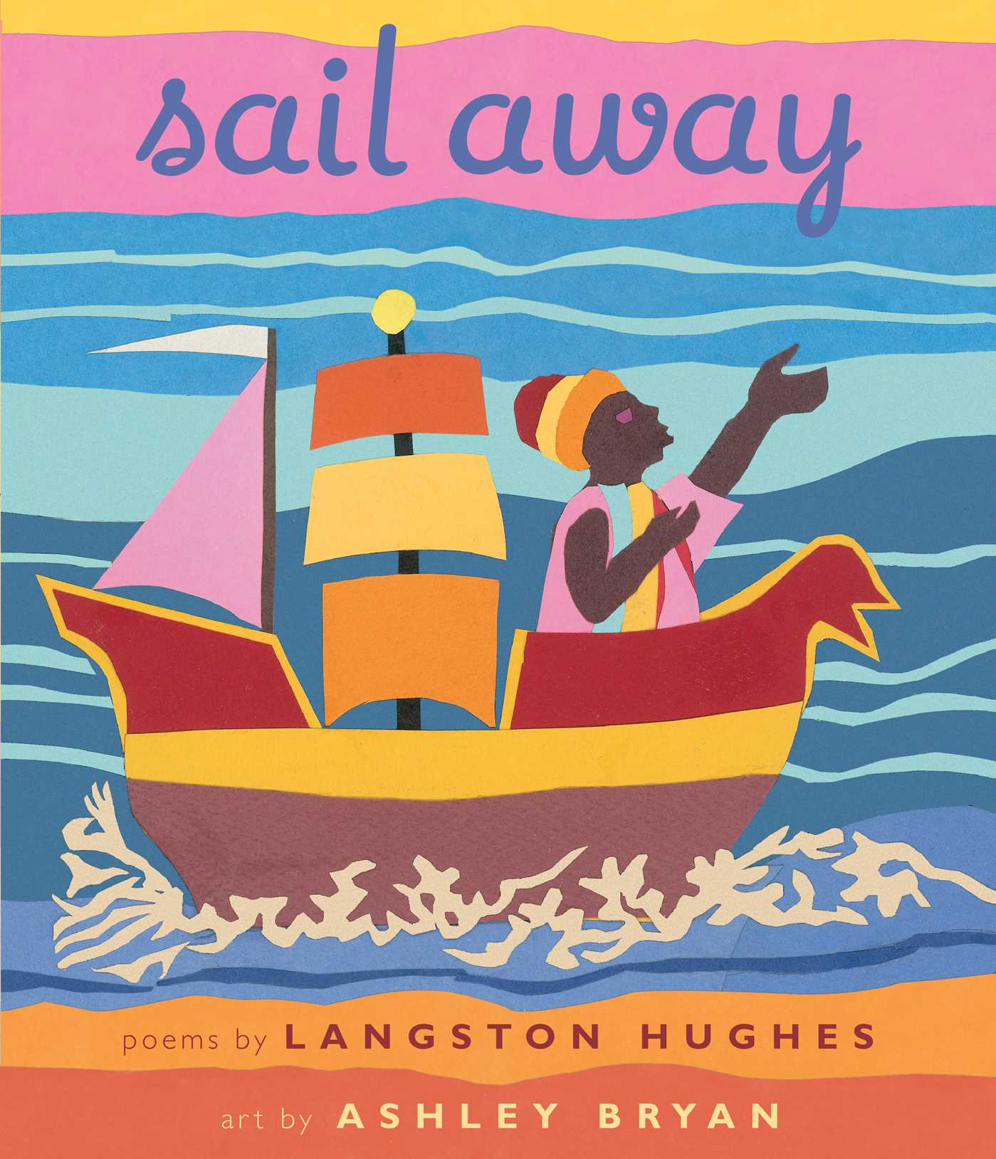 Book Cover Image (jpg): Sail Away