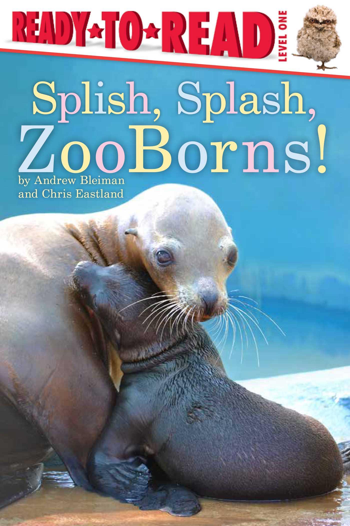 Splish splash zooborns 9781481430975 hr